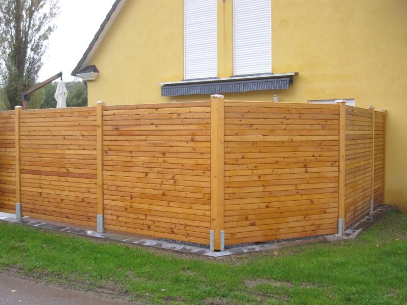 Holzverarbeitung Kuborn - wir gestalten Holz :: Tore Zäune Pergolen ...